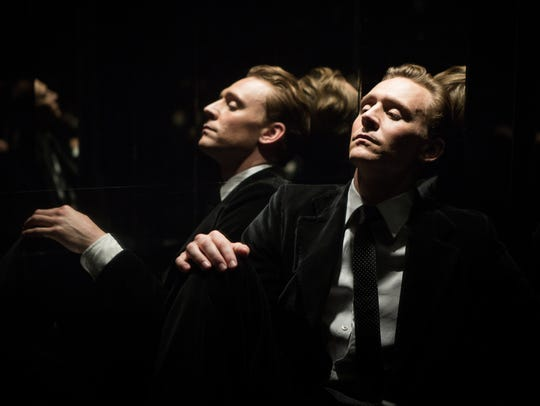 "Tom Hiddleston stars in ""High-Rise."" The movie opens"