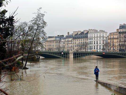 AP FRANCE FLOODS I FRA