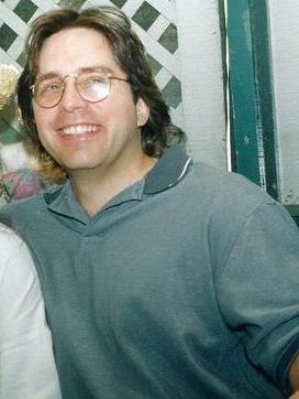 Keith Raniere, the co-founder of secretive Albany-area self-help group NXIVM, is pictured here in the 1990s.
