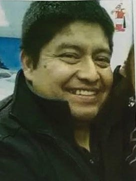 Noe Alvarado, 43, was found dead in Tahuya Forest Sept. 8. Investigators from Mason County Sheriff's Office are seeking information about Alvarado's disappearance and death.