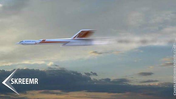 Concept: Charles Bombardier/Ray Mattison