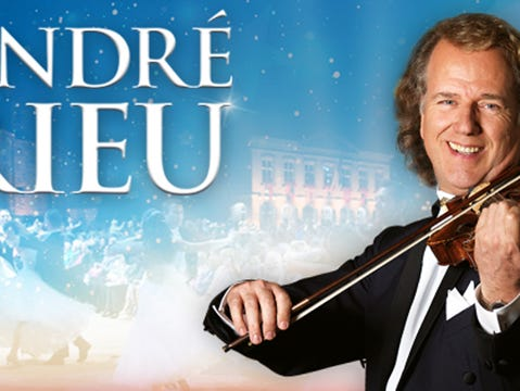 Insiders have a chance to win tickets to see André Rieu September 18 at the Fox Theatre!