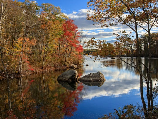 Lincoln Woods in Rhode Island's Blackstone Valley