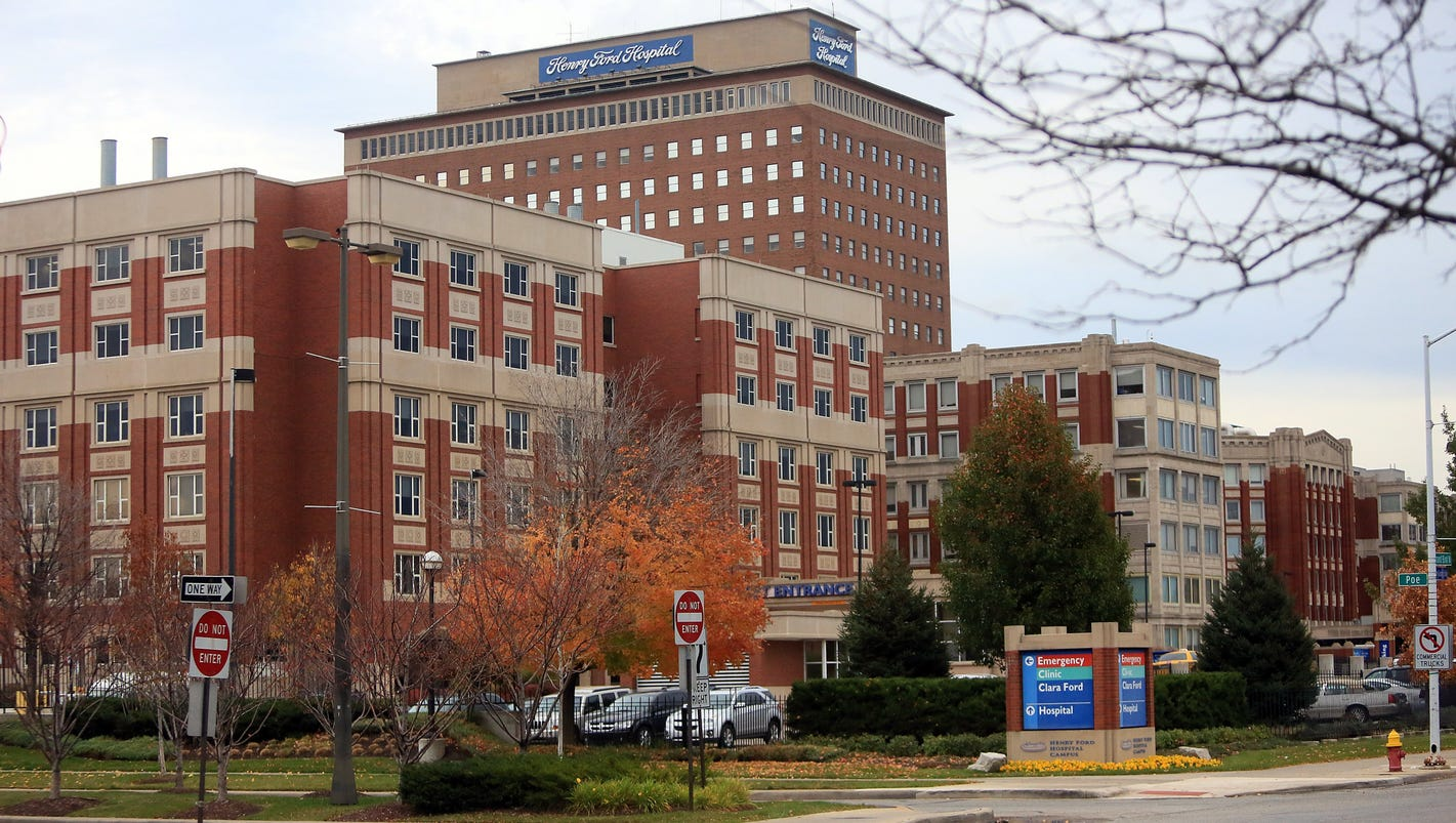 Henry Ford Health Systems bans young visitors amid widespread flu