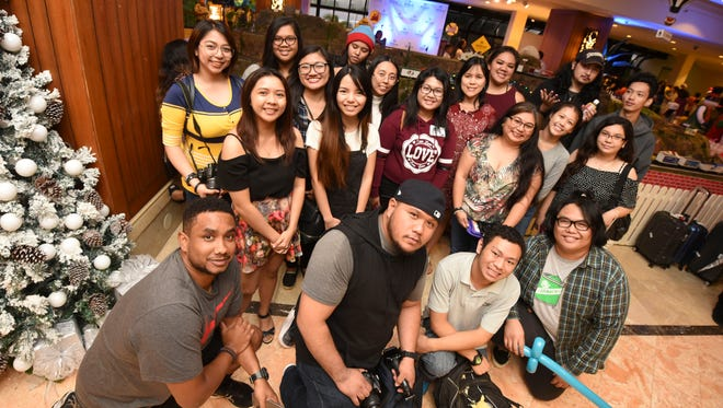 Guam Community College Visual Communications students will be among those participating in a reverse job fair to show their skills to prospective employers.