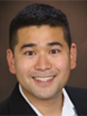 Chris Uejio, assistant professor of geography at Florida