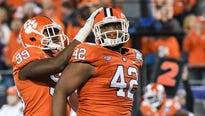 Clemson defensive tackle Christian Wilkins announced he will return to the Tigers next season, sealing what should be the nation's best defensive line.
