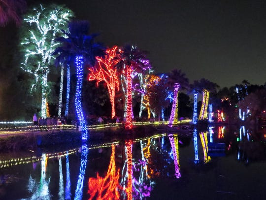 Zoolights at the Phoenix Zoo returns Nov. 23.