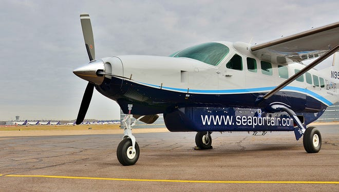 SeaPort Airlines aircraft