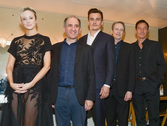 """""""The Death of Stalin"""" cast attends the film's Los Angeles"""