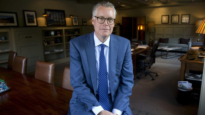 Delta Air Lines CEO Ed Bastian is trying to improve the airline's regional carriers and get coach passengers to think about service before price.