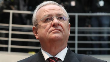 Former VW CEO charged in Dieselgate scandal