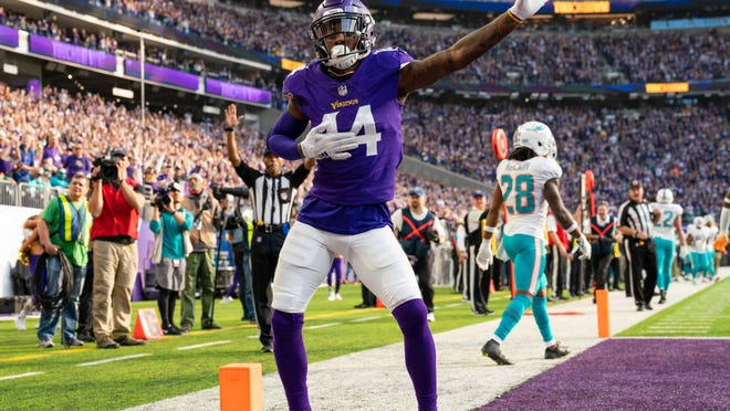 Stefon Diggs has the ability to shake defenders and get downfield in a hurry, which gives the Bills a new dimension in their passing game for the 2020 NFL season.