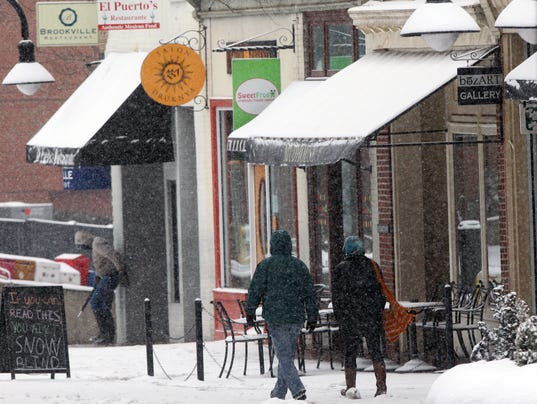 AP Winter Weather Virginia