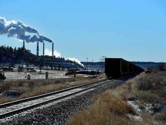 A Montana Senate committee has advanced a measure that would allow NorthWestern Energy to buy out the five other owners of the troubled Colstrip coal-fired power plant for $1.