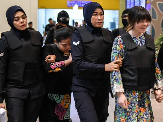 MALAYSIA-NKOREA-CRIME-TRIAL