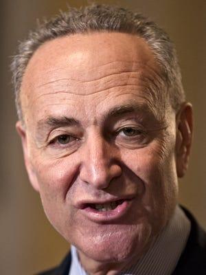 U.S. Sen. Charles Schumer, D-N.Y.