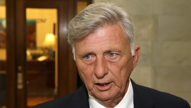 Arkansas Gov. Mike Beebe announced he had called lawmakers back to the Capitol to address a looming increase in teacher insurance premiums and prison overcrowding on June 24.