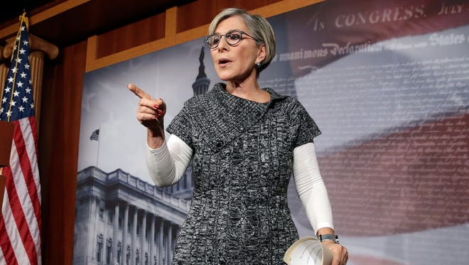 Sen. Barbara Boxer, D-Calif., is leading an effort to reduce the role of Congress in raising the nation's debt ceiling.