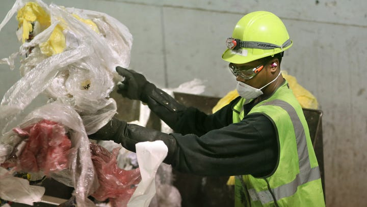 China's ban on U.S. scrap is raising the issue of 'dirty' recyclables in Wisconsin