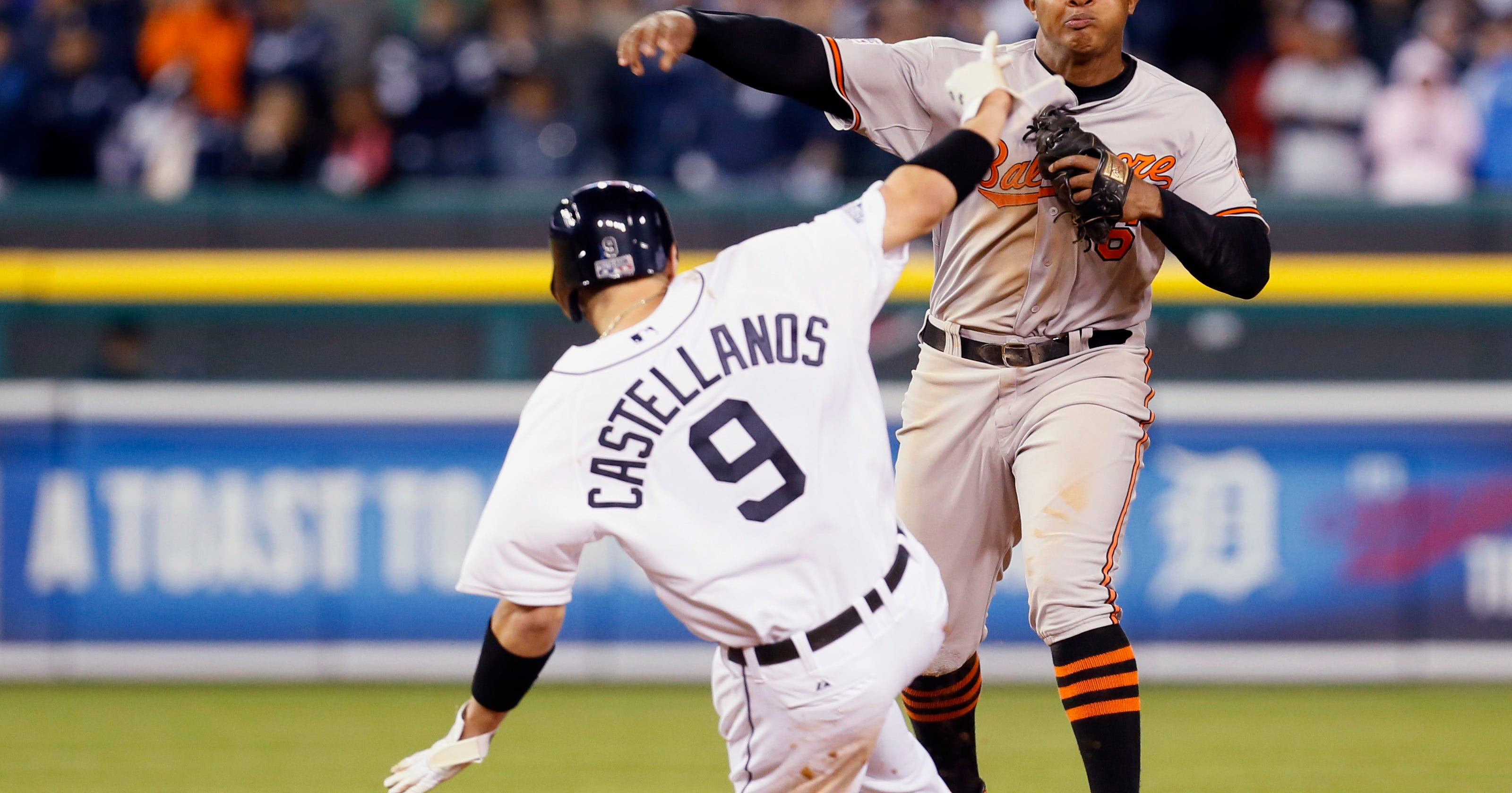 Tigers' season ends with ALDS sweep by Orioles