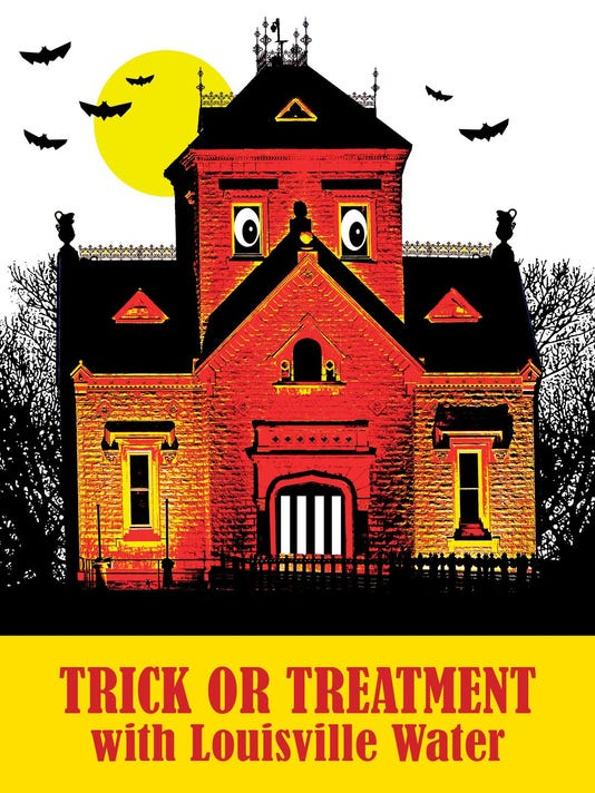 Trick or Treatment w Louisville Water_Social Graphic