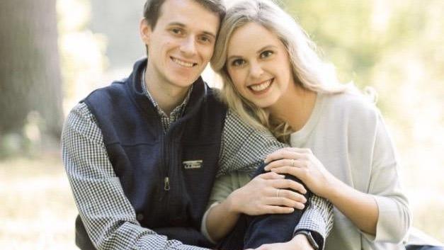 Brian Hoeynck and Danielle Krabbe