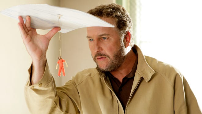 William Petersen, who played Gil Grissom on 'CSI,' will return for the series' 2-hour finale in September.