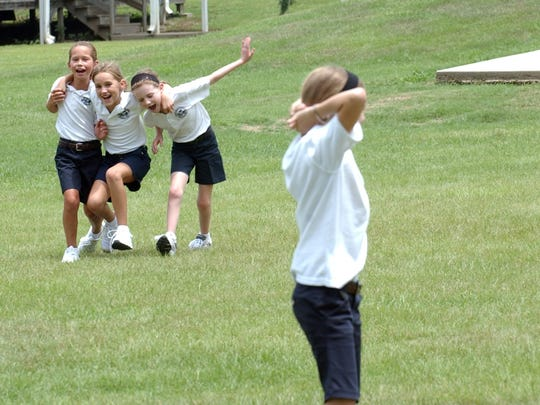 Experts say students need breaks, like recess, to stay focused in the school day.
