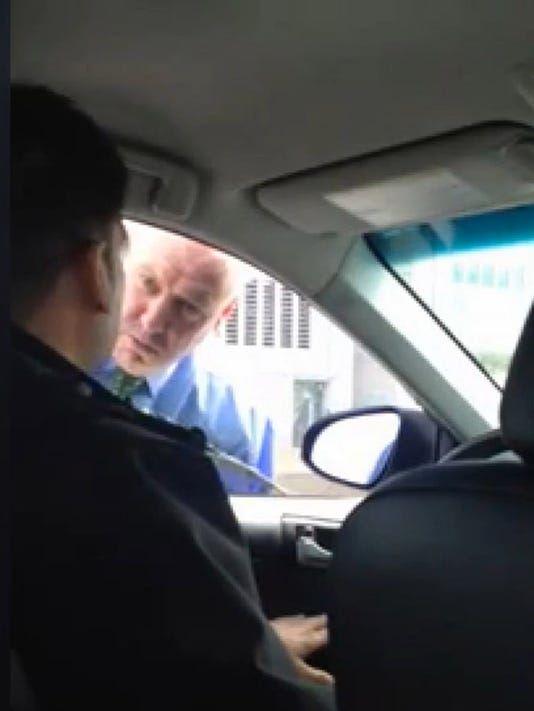 NYPD detective moved after tirade against Uber driver