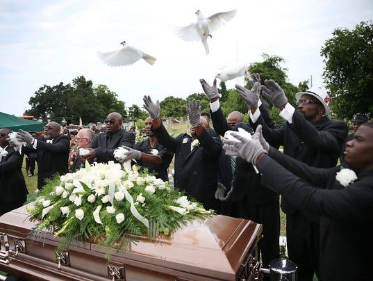 Bible Study Resumes At Site Of Charleston Killings