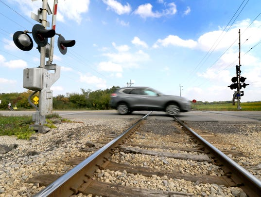 Railroad crossing could delay Waukesha West Bypass project
