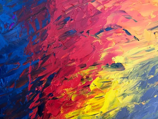 """Pulse We Rise"" by Dan Taylor"