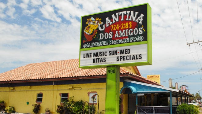 Cantina Dos Amigos has reopened after closing suddenly in early June.