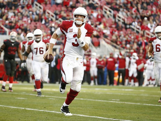 Cardinals vs 49ers 2015