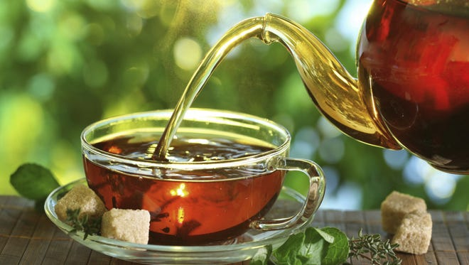 Get a cup of tea at Levitea, new downtown Wilmington shop at 228 W. Ninth St.
