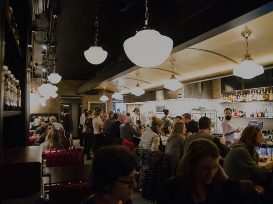 Pullman Bar & Diner in Iowa City.