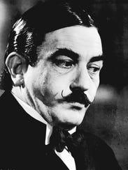 Albert Finney in the 1974 version of 'Murder on the