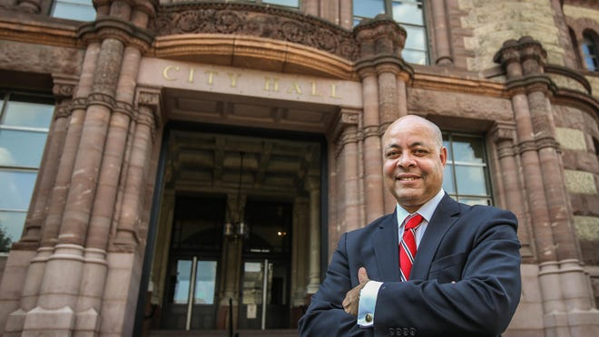 Cincinnati City Manager Harry Black is overdue for a formal review. This is the first time Black has been a city manager.