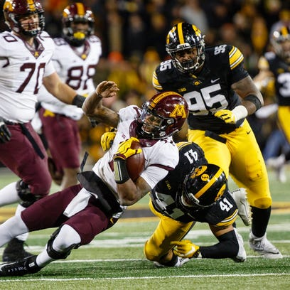 Iowa Hawkeyes news, game analysis, stats, photos, videos ...