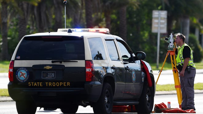 The Florida Highway Patrol is investigating a fatal crash on Florida's Turnpike Monday morning.