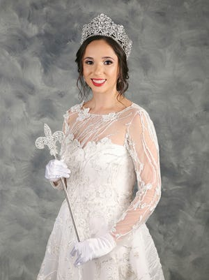 Hannah Autin is the 2018 Queen of Endymion.