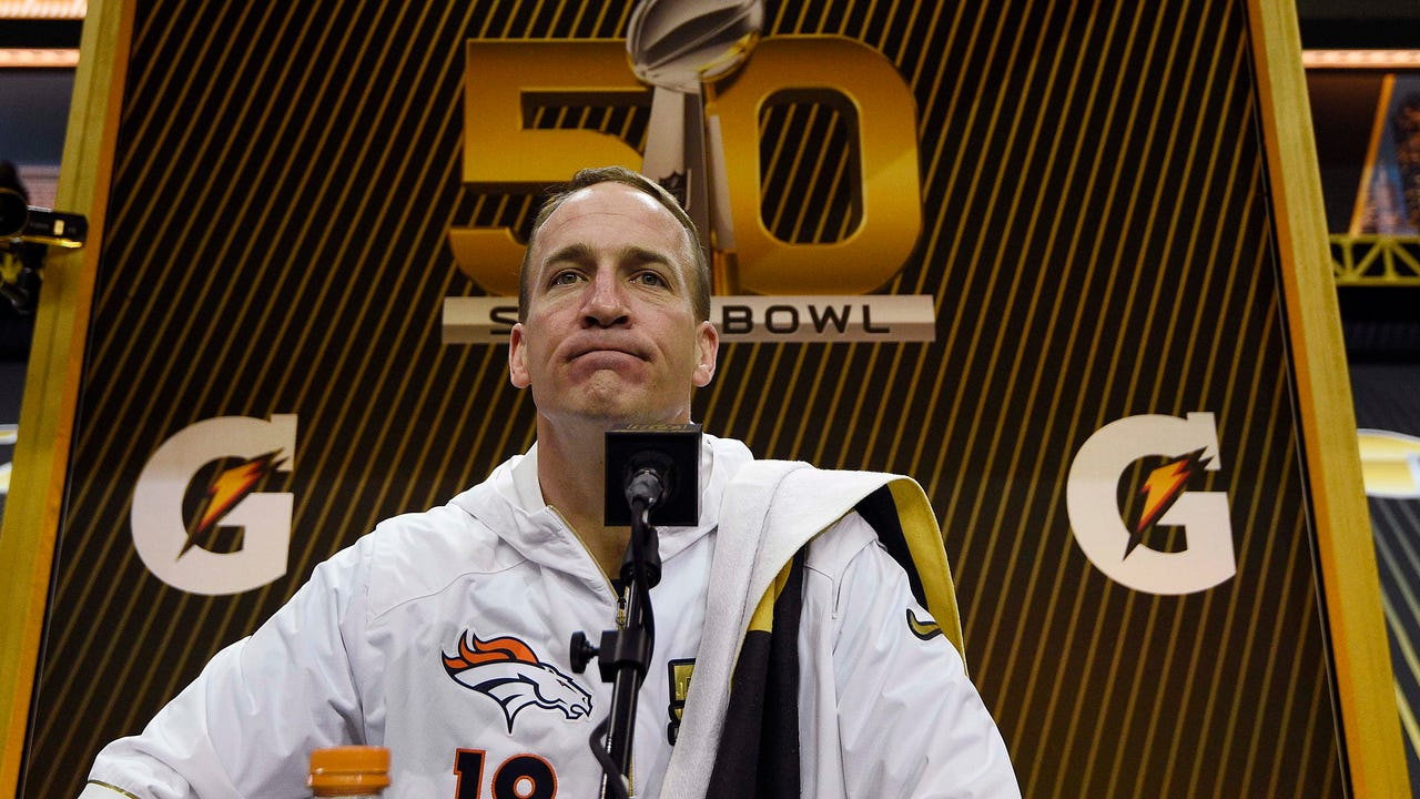 Broncos weigh in on possible Peyton Manning retirement