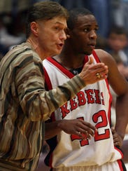 In this file photo from 2009, Southside head coach