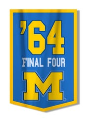 Michigan made the Final Four in 1964.