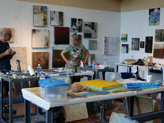 Cullowhee Mountain Arts offers summer arts courses from June to July.