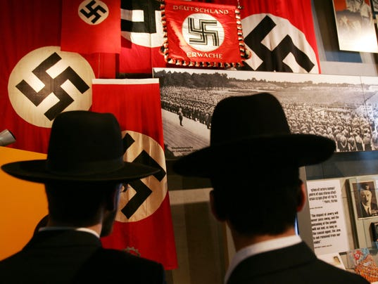 GTY ISRAEL MARKS ANNUAL HOLOCAUST REMEMBRANCE DAY I HUM ISR