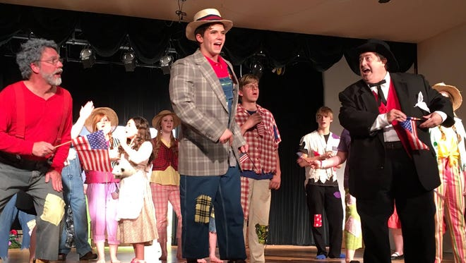 """The Millbrook Community Players' recent production of """"Lil' Abner"""" sold out, Executive Director John Collier said."""