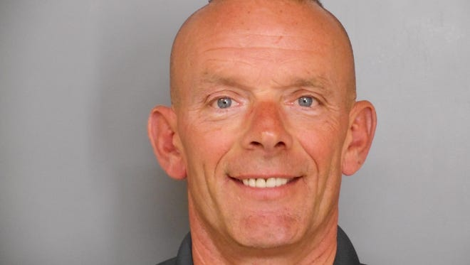 This undated file photo provided by the Fox Lake Police Department shows Lt. Charles Joseph Gliniewicz.