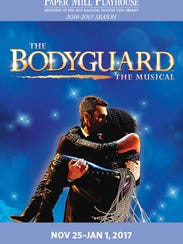 """""""The Bodyguard"""" at Paper Mill Playhouse"""